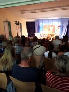 Kindertheater Der Besuch 2